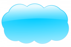 Clouds clipart internet cloud