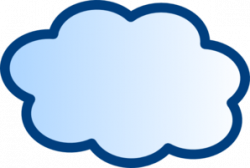Clouds clipart network