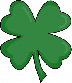 Leaf clipart four leaf clover