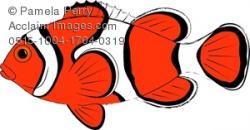 Clownfish clipart nemo fish