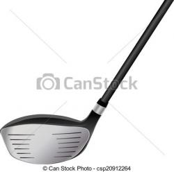 Golf Course clipart golf driver
