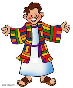 Prophecy clipart joseph's coat