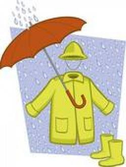 Boots clipart rain gear