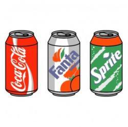 Cola clipart