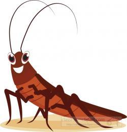 Cockroach clipart animated