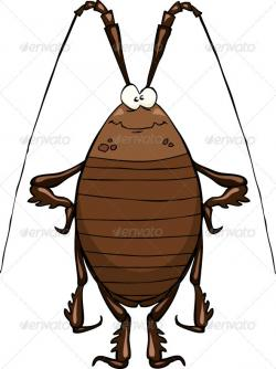 Cockroach clipart ipis