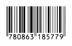 Barcode clipart unique