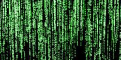 Coding clipart matrix