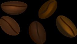 Bean clipart cofee