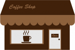 Cappuccino clipart coffeehouse