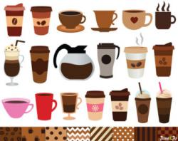 Coffee Plant clipart espresso