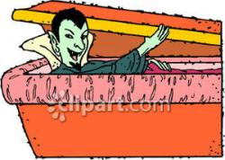 Coffin clipart