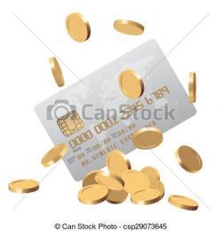 Coin clipart bunch