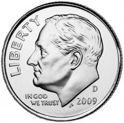 Coin clipart dime