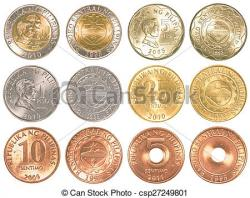 Coin clipart filipino