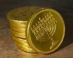 Coin clipart hanukkah