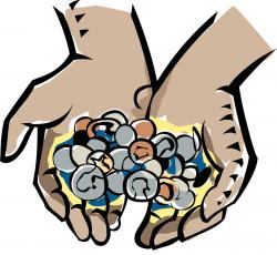 Coin clipart loose change