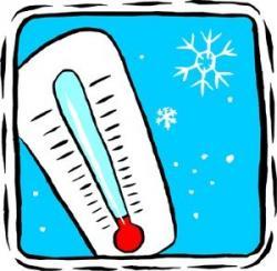 Chill clipart hypothermia
