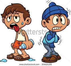 Chill clipart common cold