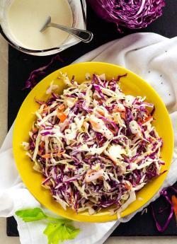 Coleslaw clipart gourmet