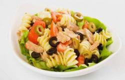 Pasta clipart pasta salad