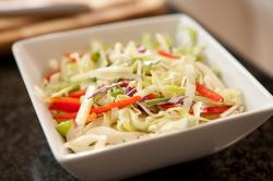 Coleslaw clipart vegetable salad