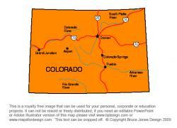 Denver clipart Denver State Clipart
