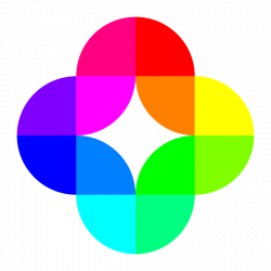 Pixel clipart colour