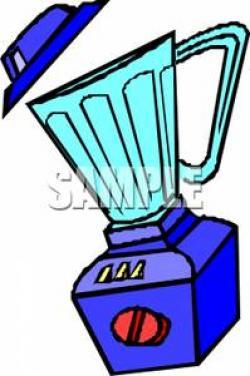Blender clipart cartoon
