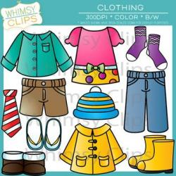 Boots clipart toddler clothes