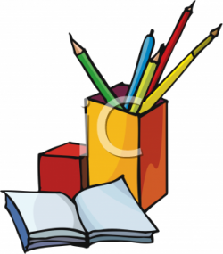 Shop clipart stationery store