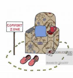 Resting clipart comfort zone