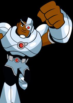Cyborg clipart