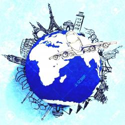 Compass clipart global