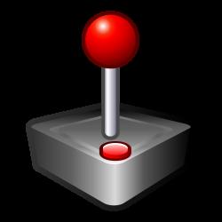 Joystick clipart arcade