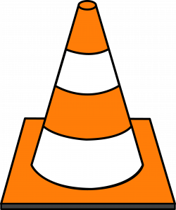 Misc clipart safety cone