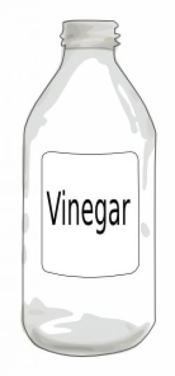 Bottle clipart vinegar