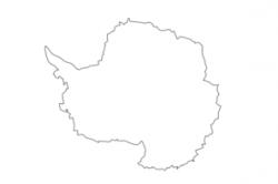 Continent clipart antarctica