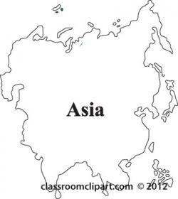 Asians clipart black and white