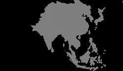 Asians clipart continent