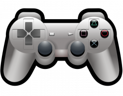 Video Game clipart ps4 controller