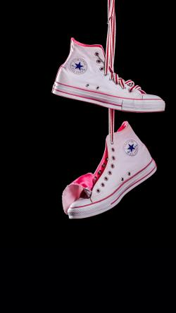 Converse clipart hanging