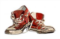 Converse clipart old