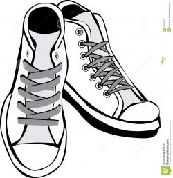 Converse clipart sneakers