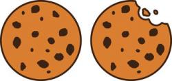 Biscuit clipart choc chip