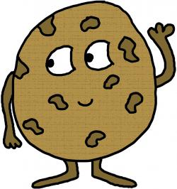 Biscuit clipart cookie brownie
