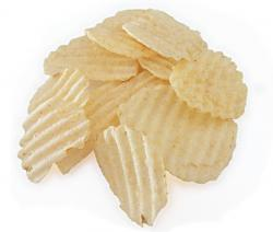Chips clipart wavy