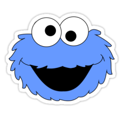 Sesame Street clipart school monster