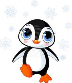 Puffin clipart penguin