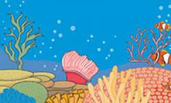 Coral Reef clipart animated